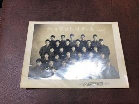 1969年温州人民照相馆拍摄 恰同学少年,风华正茂