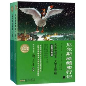 尼尔斯骑鹅旅行记(全2册)