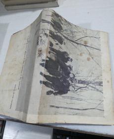 北极蜜【译文丛刊】1953年4月初版。竖版右翻繁体,缺封面