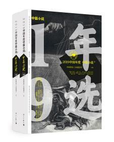 2019中国年度中篇小说(上下册)