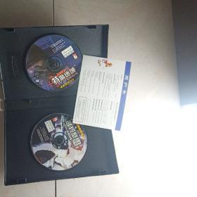 (游戏光盘)雷霆战将白金典藏版(2CD+用户卡)带盒走快递