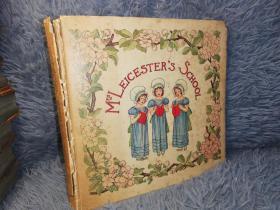 Mrs. Leicesters School(兰姆姐弟《莱斯特太太的学校》,Winifred Green插图 )  20X19CM