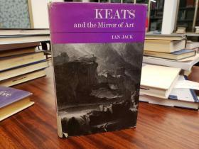 Keats and the mirror of art