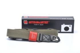 (全新)日本Artisan&Artist品牌快速调整相机吊带