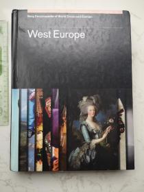 Berg Encyclopedia of World Dress and Fashion Vol 8  West Europe