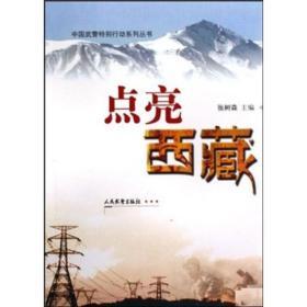 中国武警特别行动系列丛书:点亮西藏