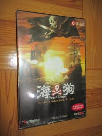 游戏光盘:海狗 (使用手册完全攻略+1CD)
