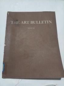 THE ART BULLETIN:September 1973(1973年艺术简报)