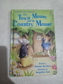 The Town Mouse and the Country Mouse(英文原版)