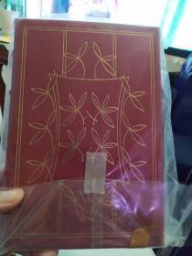 Franklin Library 富兰克林出版社 《兔子快跑》John Updike限量签名本