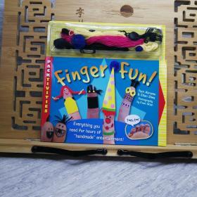 Finger fun 手指游戏 亲子启蒙游戏 六岁以上