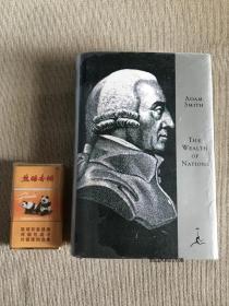 The Wealth of Nations(Modern Library) 亚当斯密《国富论》权威的Edwin Cannan 编注版,张五常最欣赏的巨著,现代文库版,精装重超1公斤