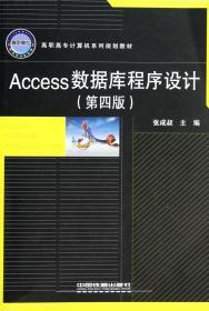 Access 数据库程序设计