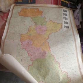 1991年1开淄博市地图