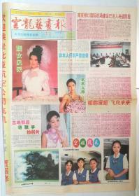 云龙艺画报,1996年