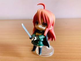 电击学园 RPG 夏娜 小粘土 手办 日文原版