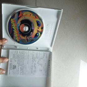 游戏光盘】主题公园世界 中文版 1套 (1CD+用户注册卡)带盒走快递
