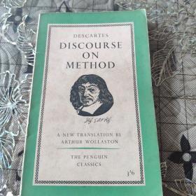 Descartes: A discourse on method