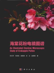 海棠花粉电镜图谱