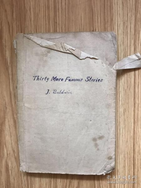 民国小说《泰西三十轶事》无封面