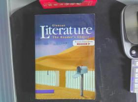 Glencoe Literature:The Readers Choice,上册