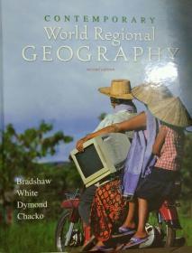 英文原版:Contemporary world regional geography 第二版