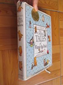 The Complete Tales of Winnie-The-Pooh     (16开,精装)