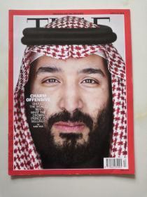 TIME 美国时代周刊 APRIL 16, 2018(英文原版)