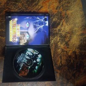 游戏光盘 异度空间扩展版   1张光盘+手册   带盒走快递