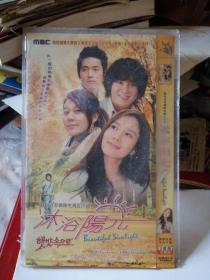 DVD——韩国青春偶像电视连续剧——沐浴阳光(两碟装)