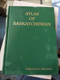ATLAS OF SASKATCHEWAN