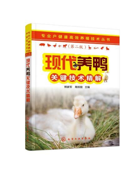 现代养鸭关键技术精解