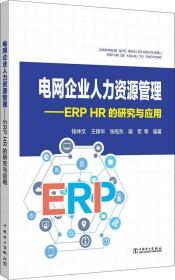 电网企业人力资源管理——ERP HR的研究与应用