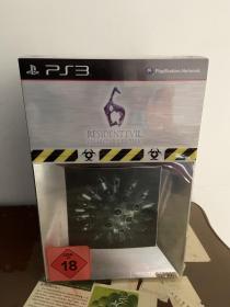 中古 PS3生化危机6 欧版限定版 典藏版