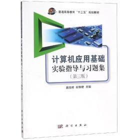 计算机应用基础实验指导与习题集(第3版)聂玉峰