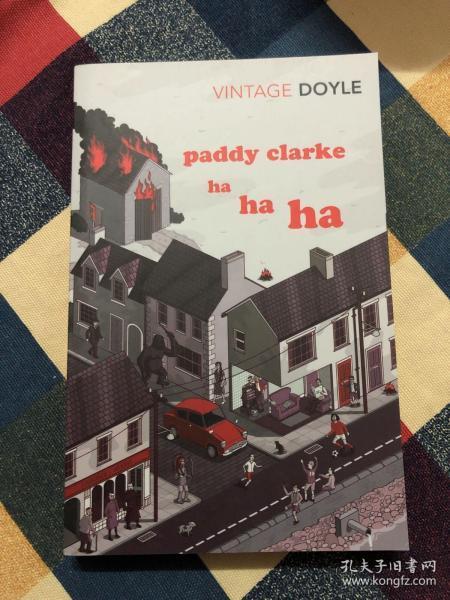 Paddy Clarke Ha Ha Ha Vintage Classics