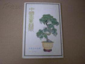 中国盆景艺术(1套10枚)明信片