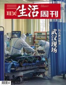 三联生活周刊2020年 共三期三本疫情刊