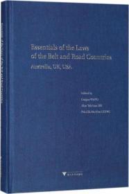 """""""一带一路""""沿线国法律精要:英文版:澳大利亚、英国、美国卷:Australia, UK, USA"""