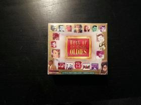 进口绝版未拆老CD, Best of Original Oldies,最佳原唱老歌,套装5碟非常难得,均为原唱