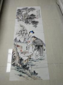 扬州兴化知名画家朱峘人物
