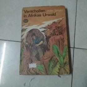 Verschollen  in Afrikas Urwald