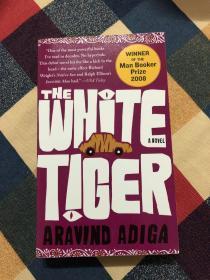 2008年布克奖获奖作品英文原著:The White Tiger