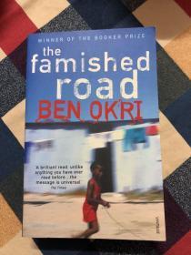 1991年布克奖获奖作品英文原著:The Famished Road