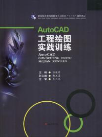 AutoCAD工程绘图实践训练