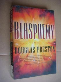 Blasphemy (Wyman Ford Series)  英文原版 16开