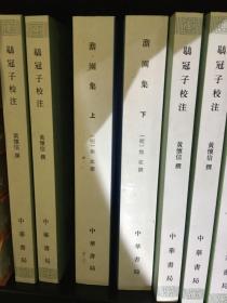 澹园集(上下):理学丛书