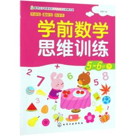 学前数学思维训练(5-6岁.下)