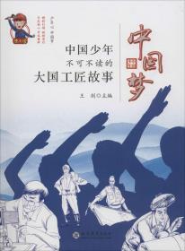 中国梦:中国少年不可不读的大国工匠故事