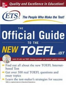 TOEFL iBT:The Official ETS Study Guide (McGraw-Hill's TOEFL iBT) 无盘